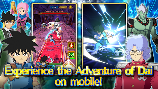 DRAGON QUEST The Adventure of Dai: A Hero's Bonds MOD APK (Unlimited Money) 7