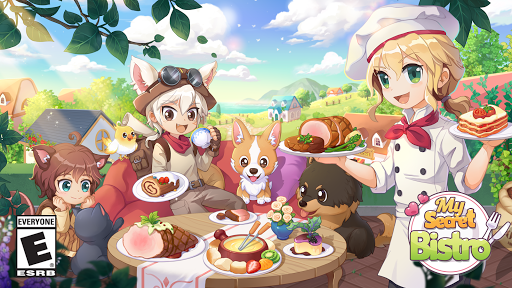 My Secret Bistro - Play cooking game with friends 1.8.6 screenshots 15
