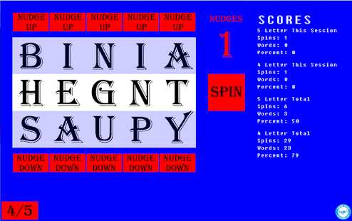 Spin Word Screenshot