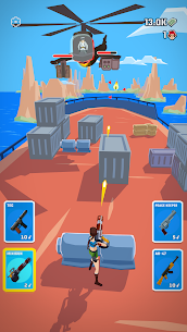 Agent Action Mod Apk 1.6.1 (Inexhaustible Banknotes + Endless Bullets) 1