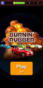 Burnin Rubber – Car Wars! Hack for iOS and Android 1