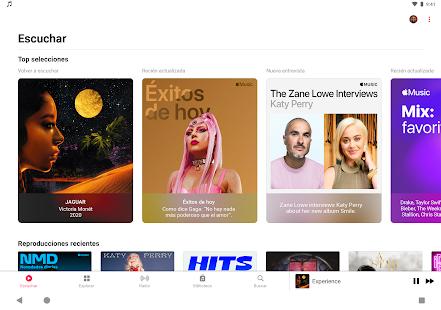 Apple Music Screenshot