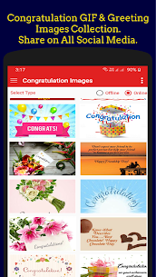 Congratulation GIF 💖 Collection 3
