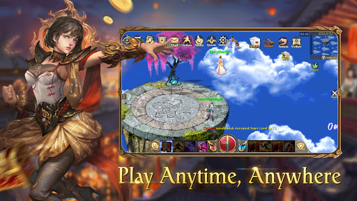 Conquer Online - MMORPG Action Game 1.0.8.0 screenshots 5