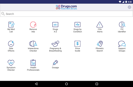 Drugs.com Medication Guide 2.10.3 Screenshots 10
