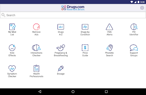 Drugs.com Medication Guide 10