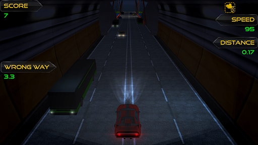 highway traffic car racer screenshot 3