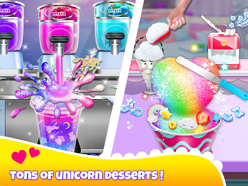 Unicorn Chef: Cooking Games for Girls 5.0 screenshots 8
