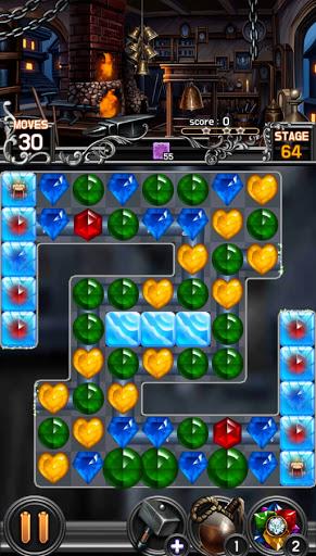 Jewel Bell Master: Match 3 Jewel Blast 1.0.1 screenshots 8