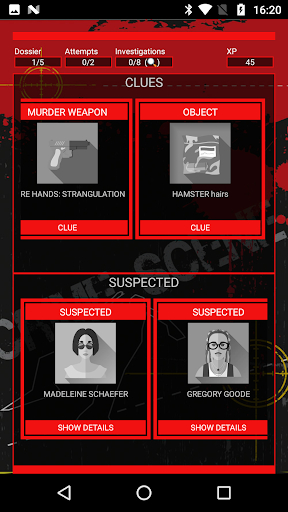 Detective Games: Crime scene investigation 1.3.4 screenshots 17