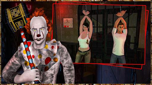 Pennywise Killer Clown Horror Games 2021  screenshots 6