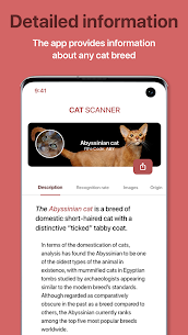 Cat Scanner Premium Apk– Cat Breed Identification 10.2.11 (Full Unlocked) 8