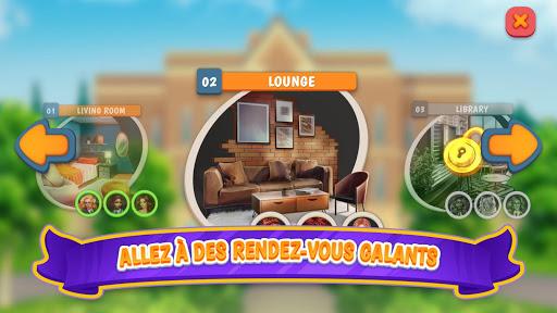 Code Triche Campus: simulateur de rencontres (Astuce) APK MOD screenshots 4