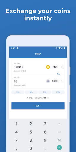 Trust Crypto Wallet: Bitcoin Ethereum Tron XRP PAX  screenshots 5