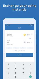 Trust Crypto Wallet: Bitcoin Ethereum Tron XRP PAX 5