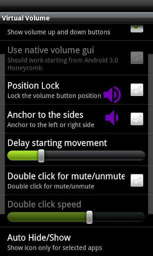 Virtual Volume Button 1.6.2 Screenshots 6