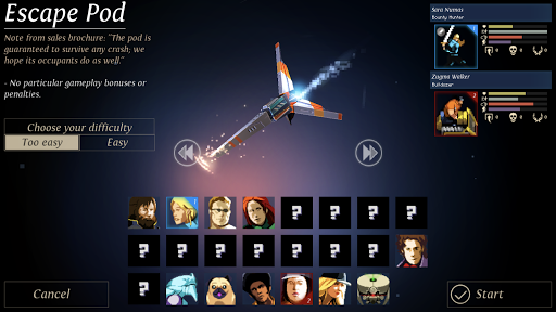 Dungeon of the Endless: Apogee apktram screenshots 2
