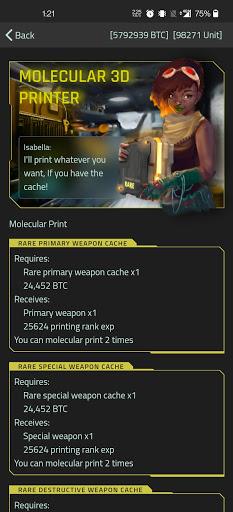 CyberCode Online   Cyberpunk Text Based MMO RPG Apkfinish screenshots 6