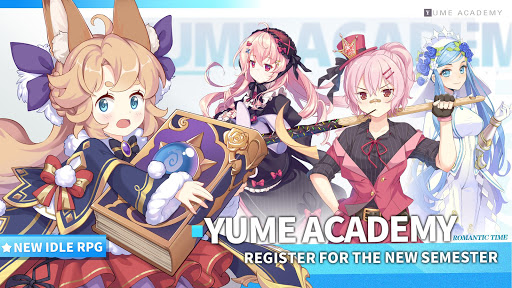 Yume Academy 1.2.24 screenshots 1
