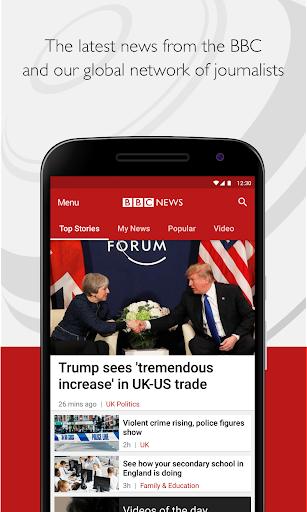 BBC News  screenshots 1