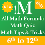 inMath — Math Solver, All Math Formula & Tricks