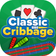 Cribbage classic card game
