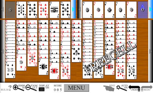 ultra solitaire screenshot 2