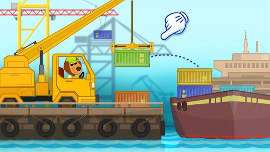 Hippo builder. Building machines 1.2.5 screenshots 1