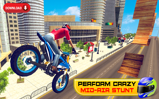 Bike Stunt Racing 3D - Free Games 2020 1.2 Screenshots 4