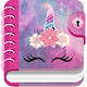 Unicorn Diary With Lock Download on Windows