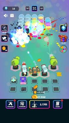 Colorful Bombing 3Dのおすすめ画像1