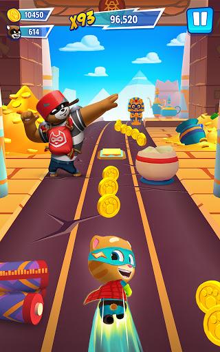 Talking Tom Hero Dash - Run Game 2.2.1.1300 screenshots 12