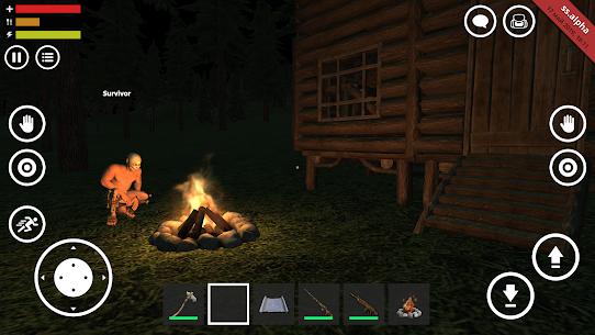 Survival Simulator MOD APK 0.2.2 (Unlimited money, dumb enemy) 5
