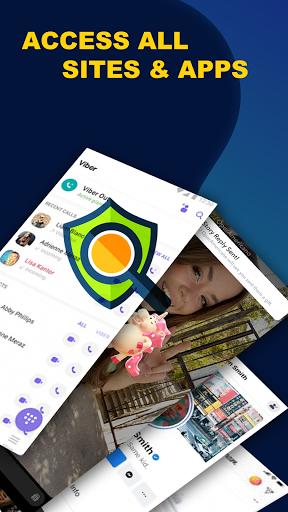 Surf - Free VPN for Tiktok, Cutout & Keyboard android2mod screenshots 3