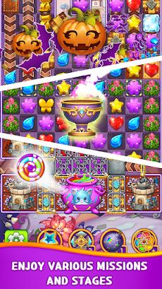 Witch & Magic: Match 3 Puzzleのおすすめ画像4
