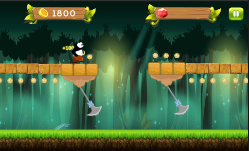 Forest Panda Run 1.2.6.7 screenshots 1