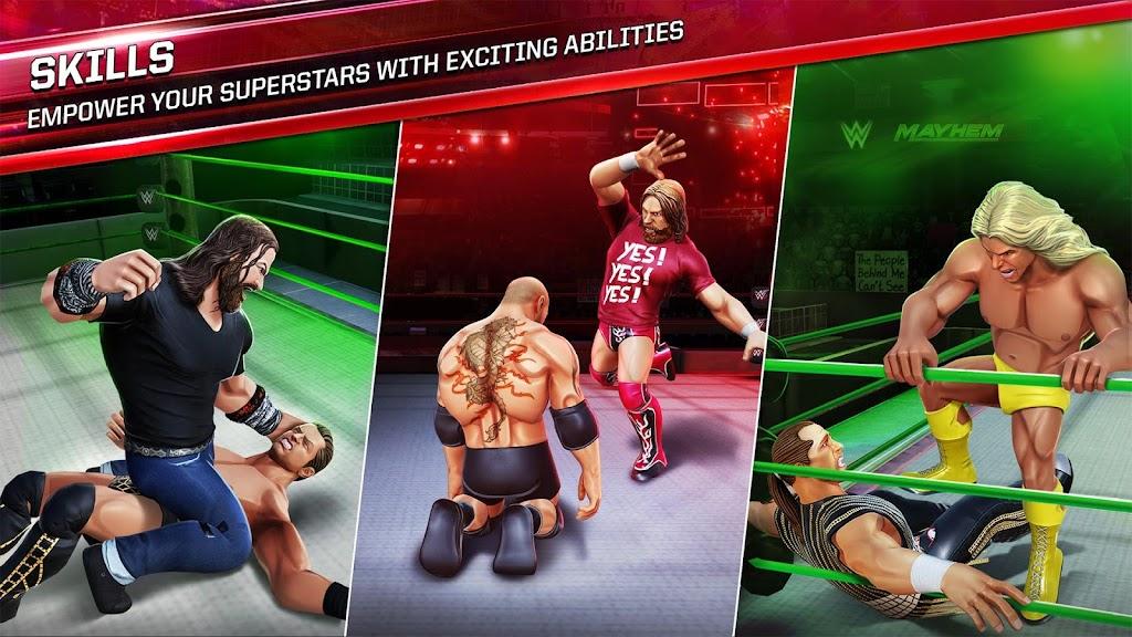 WWE Mayhem poster 5