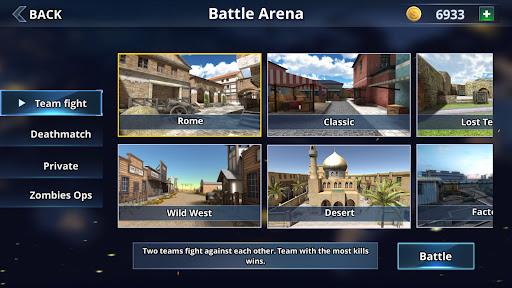 GO Strike : Online FPS Shooter  screenshots 14