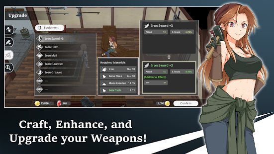Hack Game Epic Conquest 2 apk free