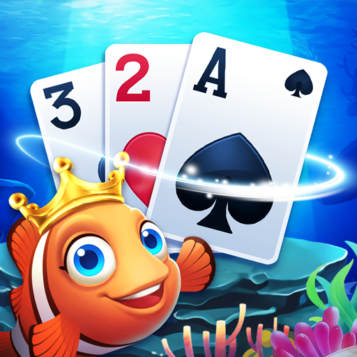 Solitaire Fish - Classic Klondike Card Game