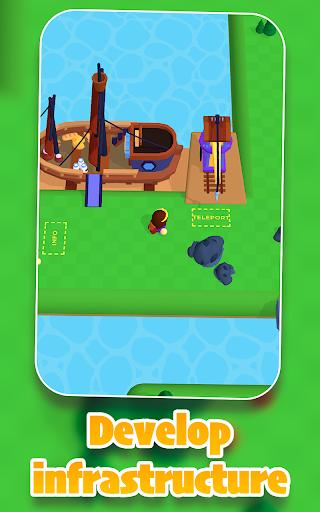 Idle Craft World  screenshots 16