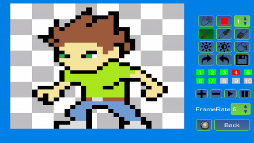Pixel Animator:GIF Maker For PC Windows (7, 8, 10, 10X) & Mac Computer Image Number- 12