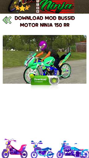 Mod Bussid Motor Ninja 1.1 Screenshots 2