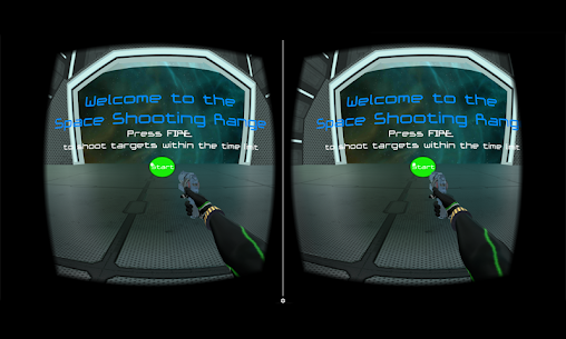 VR Space Shooting Range Hack Online [Android & iOS] 1