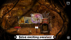 AntVentor: Point and Click puzzle adventureのおすすめ画像3