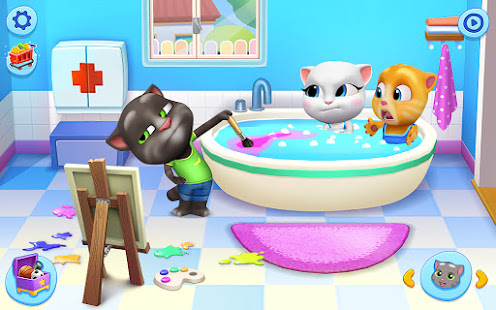 Image For My Talking Tom Friends Versi 1.7.4.5 6