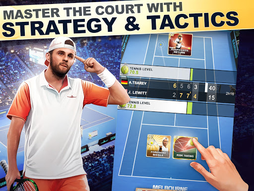TOP SEED Tennis: Sports Management Simulation Game apktram screenshots 7
