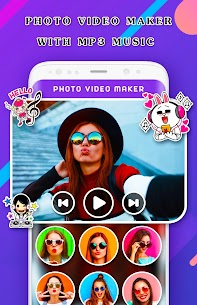 Photo Video Maker With Mp3 Music 1.5 APK + MOD Download Free 1