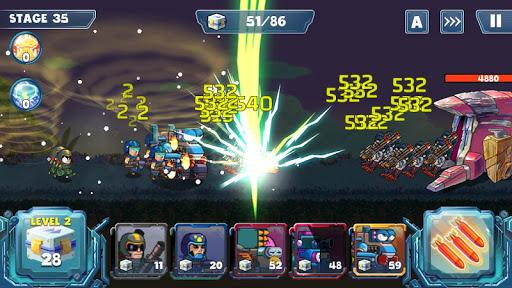 Télécharger Gratuit Guerre de défense mod apk screenshots 4