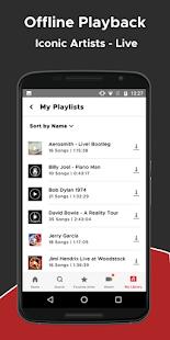 nugs.net - live music streaming